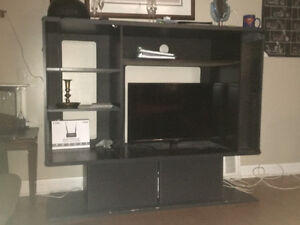 Tv stand best offer please contact London Ontario image 1