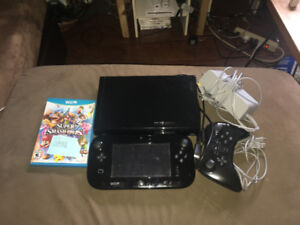 Wii U bundle for sale