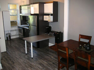 Appartement style condo / disponible maintenant