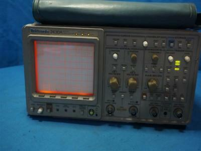 Tektronix 2430a Digital Oscilloscope W Breakage