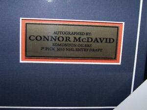 Conner McDavid Draft Day Edmonton Edmonton Area image 3