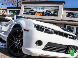 SALE! '14 Chev Camaro 2LT/RS+GM Wrnty+BackCam! Only $159/Pmts!