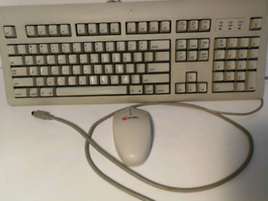 Apple Design Keyboard Macally Mouse
