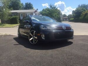 Golf GTI 2013 gros turbo *BAS MILAGE*