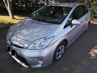 """PCO CAR HIRE RENT ONLY £195 P/W with INSURANCE 2013 """"63 REG"""" **UBER READY** TOYOTA PRIUS HYBRID"""