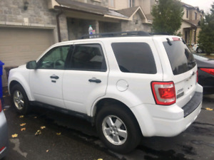 2011Ford Escape XLT Low mileage