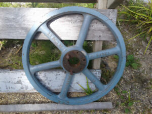 20 inch Pulley