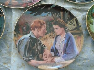 Gone With the Wind, Golden Anniversary Plate series Peterborough Peterborough Area image 4