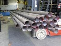 Steel Pipe and Tube, also Aluminum, Stainless, Round and Square