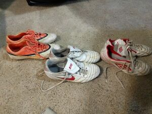 3 soccer cleats London Ontario image 1