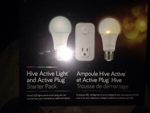 Wifi Lights - HIVE ACTIVE LIGHT KIT - $240 VALUE