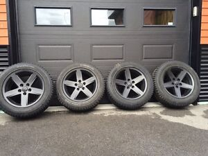 Mags RAM 20po pneu d'hiver
