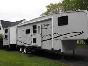 35` Durango 5th Wheel