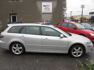 2006 Mazda6 GT Wagon Fully Loaded