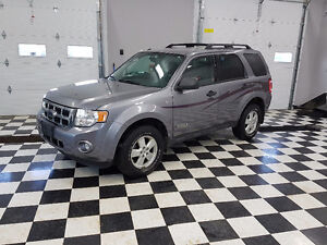 2008 Ford Escape XLT 4X4. SUV,