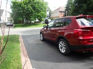 2011 BMW X3 28i SUV, Crossover EXTENDED WARRANTY UNTIL JAN 2017 West Island Greater Montréal image 2