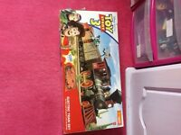 Toy story electric train set
