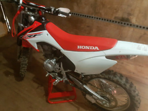 Honda crf 230x not stock