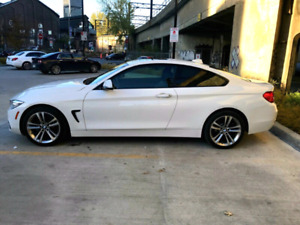 BMW 428i xdrive 2014!! Sport N Premium pack!! Very low milage!!