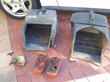Lawn Mower Parts, Starter Puller, 2 Petrol Tanks and 2 Catchers Athelstone Campbelltown Area Preview