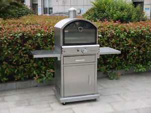 Super Special: Propane Outdoor Pizza Oven with Stand