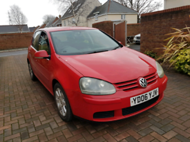 Vw golf mk5, 6speed 1 year mot, tidy, economical on fuel £1345 ono