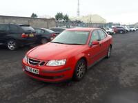 2006 56 SAAB 9-3 1.9TiD LINEAR SPORT, GREAT SPEC, 60+ MPG, FULL MOT,SUPERB VALUE