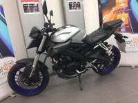 YAMAHA MT125 LEARNER LEGAL 16 PLATE DELIVERY ARRANGED P/X WELCOME