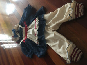 Doll or dolly costume for toddlers size small