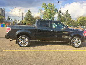 2014 Ford F-150 SuperCrew Limited | Lariat | 6.2L 410 HP