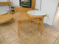 Table coin  Pin massif /Solid pine Side table