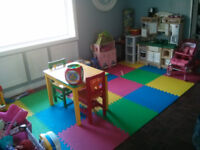 Full or Part Time Daycare opening in Pickering