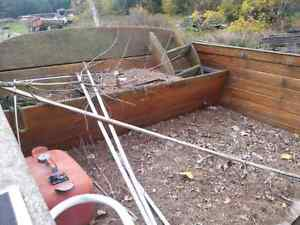 1957 Chris Craft wooden boat, winter project  London Ontario image 6