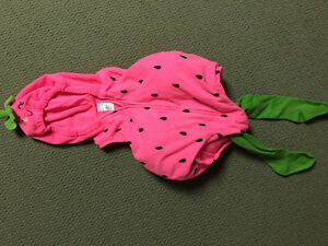 Strawberry Baby Girl Halloween Costume 6-9 Month - Carters