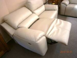 Thick Leather Electric recliner 3+2 sofa Brand new Rockdale Rockdale Area Preview