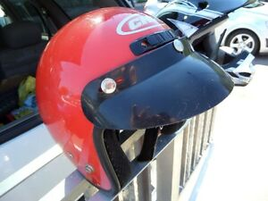 2 YOUTH HELMETS