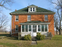 Ancaster Country - Farmhouse for Rent