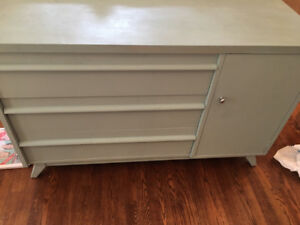 Beautiful Solid Wood Buffet Table
