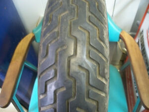 motorcycle tire thin white wall  - harley