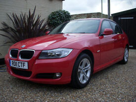 BMW 318 2.0T DIESEL ES 6 SPEED MANUAL SALOON 58K MILES FULL BMW SERVICE HISTORY