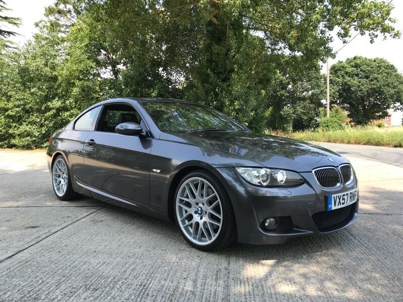 bmw 330i m sport e92 coupe in ipswich suffolk gumtree. Black Bedroom Furniture Sets. Home Design Ideas