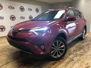 2016 Toyota RAV4 AWD Limited Leather, Nav, Safety Sense
