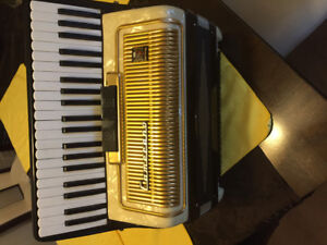 Accordion and Violin for sale