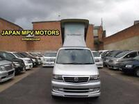 2001 MAZDA BONGO Friendee Aero NEW SHAPE AUTO ELEVATING ROOF V6