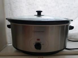 Cookworks slow cooking pot