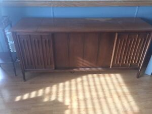 Vintage Philips Cabinet Stereo