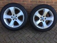 BMW X5 wheels 19""