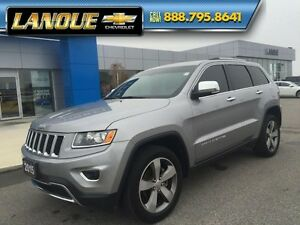 "2015 Jeep Grand Cherokee Limited   SUNROOF-20"" WHEELS-GREAT PRIC Windsor Region Ontario image 2"
