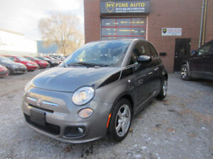 2012 Fiat 500 Sport / Prima edition/ 43 out of 500 made