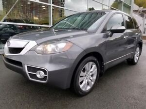 2012 Acura RDX Technology Package